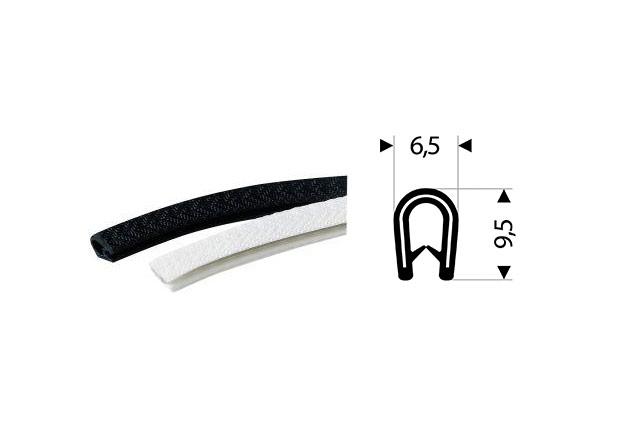 obrzeze, elastyczna osłona krawędzi